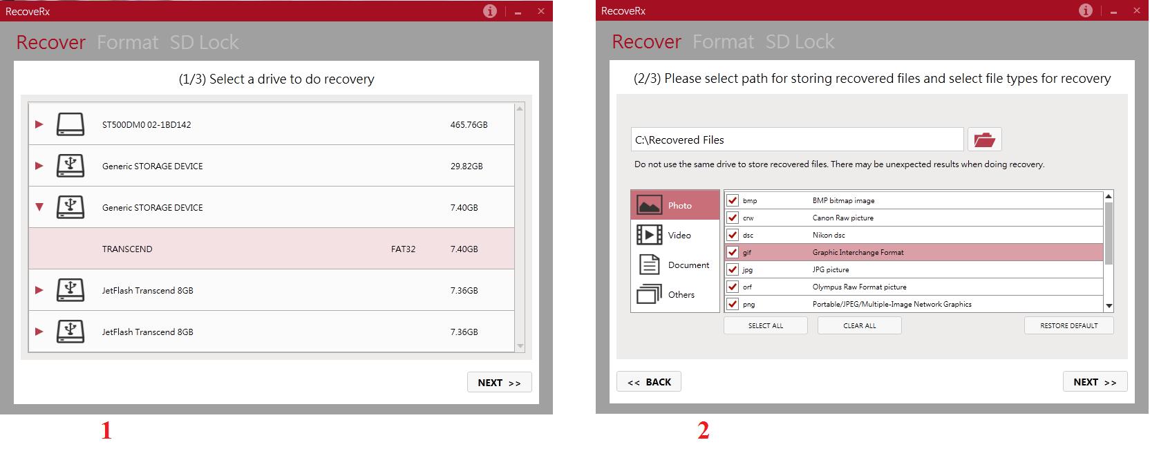 Silinmiş dosyayı Android e geri yüklemek için: talimat