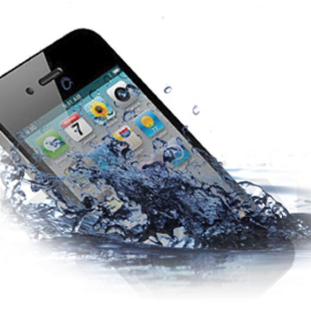 Get data from broken phone